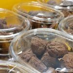 B2B Inpakcentrale truffels verpakt